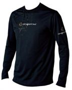Mystic - Force Quick Dry Shirt L/S Black