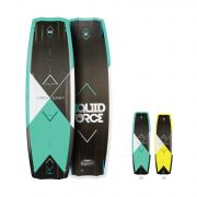 Liquid Force Kiteboard Element Carbon 136x41,5 cm + Bindung Gelb